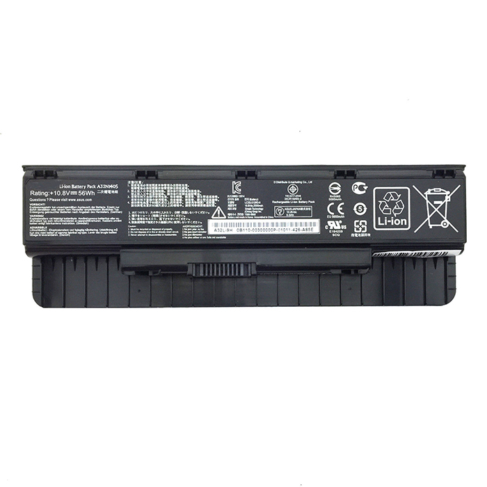 Compatible Batteria per laptop ASUS  per A32N14O5