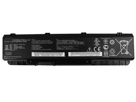 Compatible Batteria per laptop ASUS  per N75S